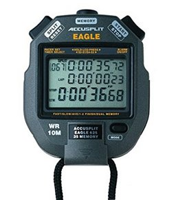 Accusplit Eagle 625 Memory Stopwatch with Lanyard