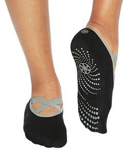 Gaiam Grippy Barre Yoga Socks O/S