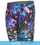 TYR Disco Inferno All Over Jammer Swimsuit