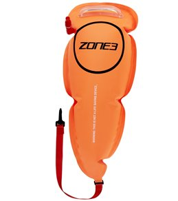 Zone 3 Swim Safety Belt with Tow Float Pouch