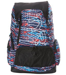 TYR Alliance 45L USA Drizzle Backpack
