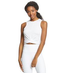 Everyday Yoga Twisted Layering Crop Tank