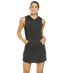 TYR Active Kora Hooded Cover Up Dress