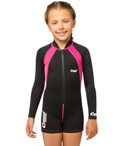 Cressi Girls' Long Sleeve Spring Suit
