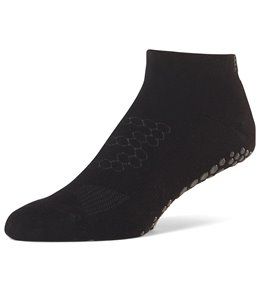 BASE 33 Men's Low Rise Yoga Socks