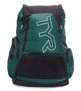 TYR Alliance 45L Team Carbon Print Backpack
