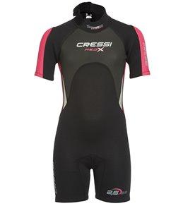 Cressi Girls Med X Shorty 2.5mm
