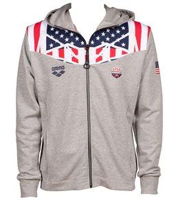Arena Unisex OG Hooded Front Zip Jacket