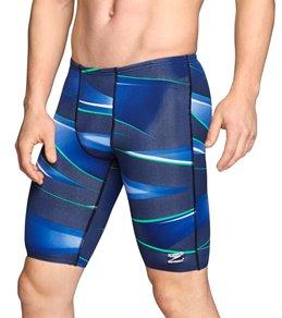 Speedo Men's Infinite Pulse Jammer Swimsuit